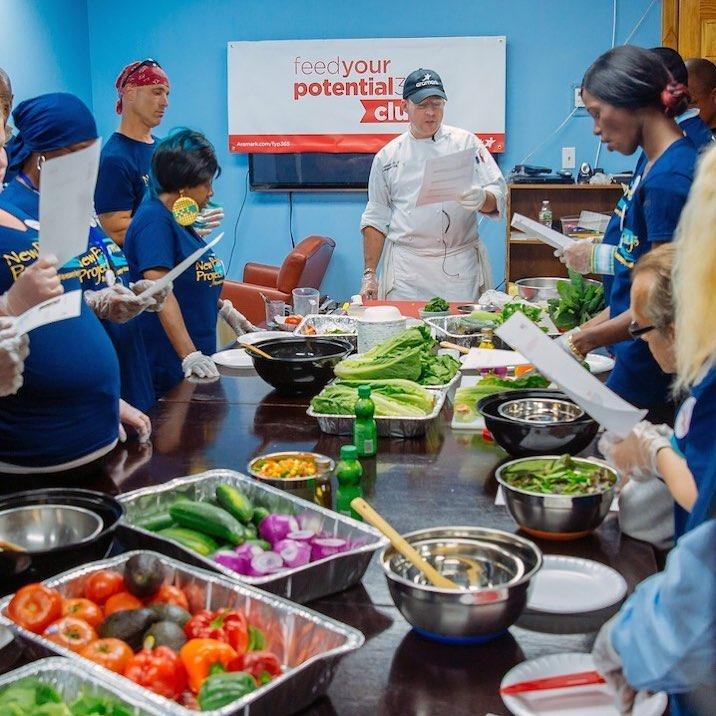 Aramark, NYU's food service provider, is being urged to adhere to healthier and more responsible standards in their food and practices.