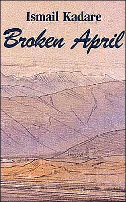 """The novel """"Broken April"""" by Ismail Kadare was a live adaptation production by Columbia graduate students Arthur Makaryan  and Ned Moore."""