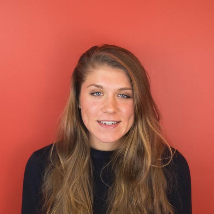 Sports Editor Maddie Howard