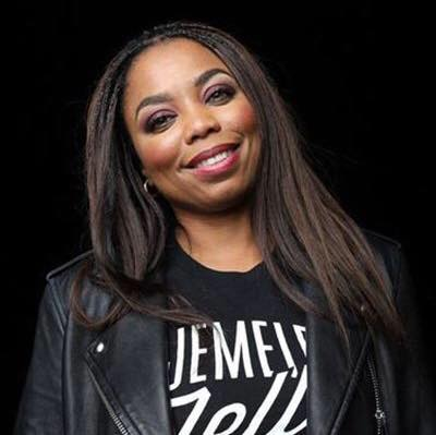 Sports journalist Jemele Hill, who has joined the staff of EPSN's The Undefeated.