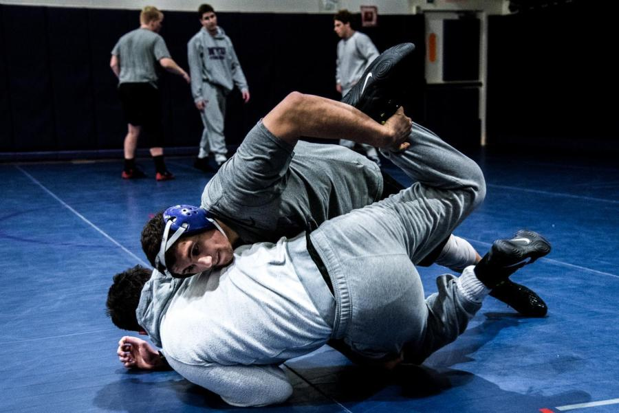 The wrestling team is coming off a strong season, and will look to continue its tradition of success this year.