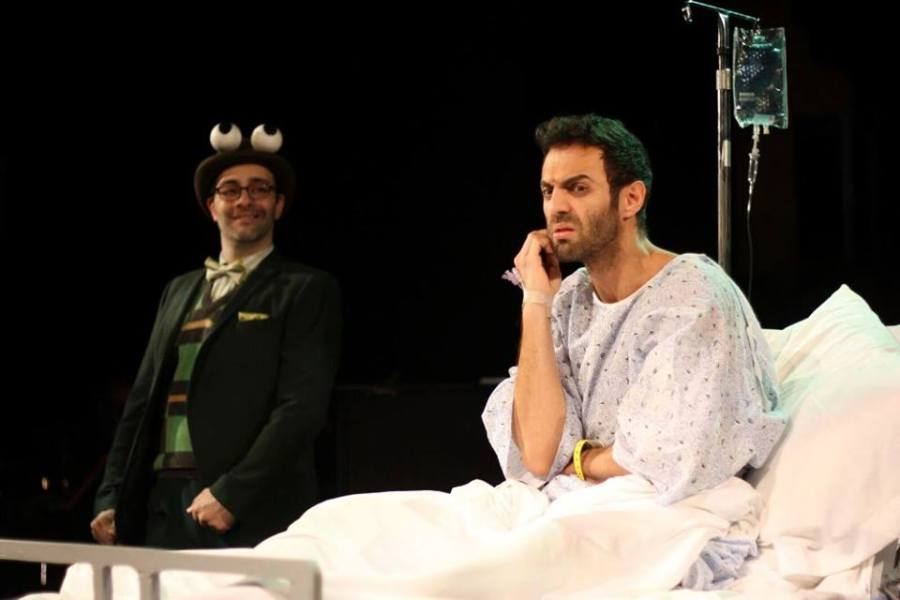 """""""A New Brain"""" is a 1998 musical based on the book of William Finn and James Lapine that follows the life of songwriter Gordon Schwinn who is diagnosed with a brain condition. Hosted by The Gallery of Players, the play runs until Feb. 18."""