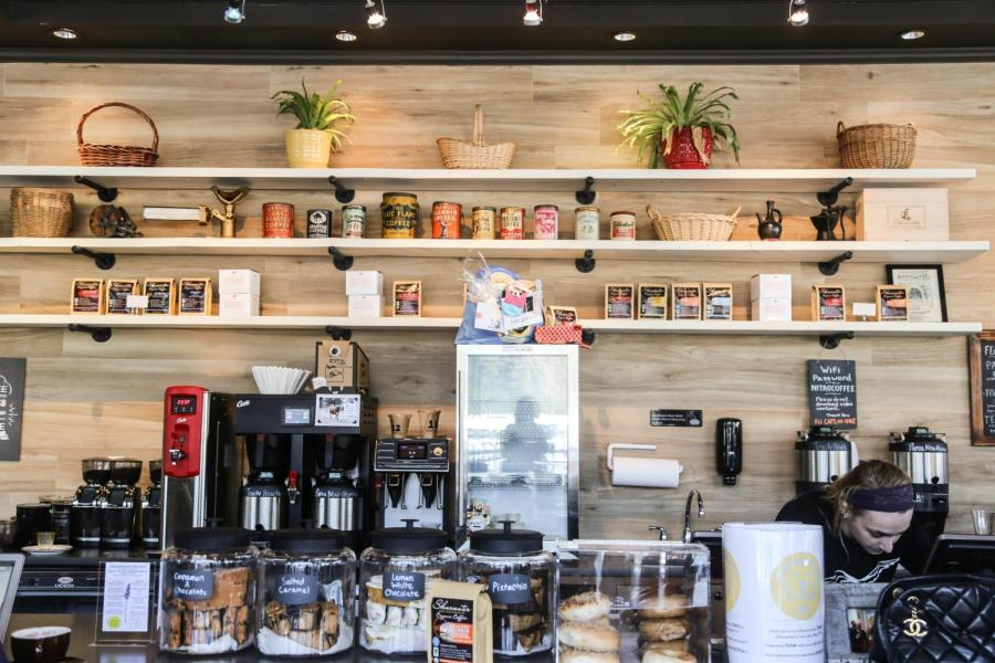 Shearwater Coffee in Fairfield offered standout coffee and tea beverages.