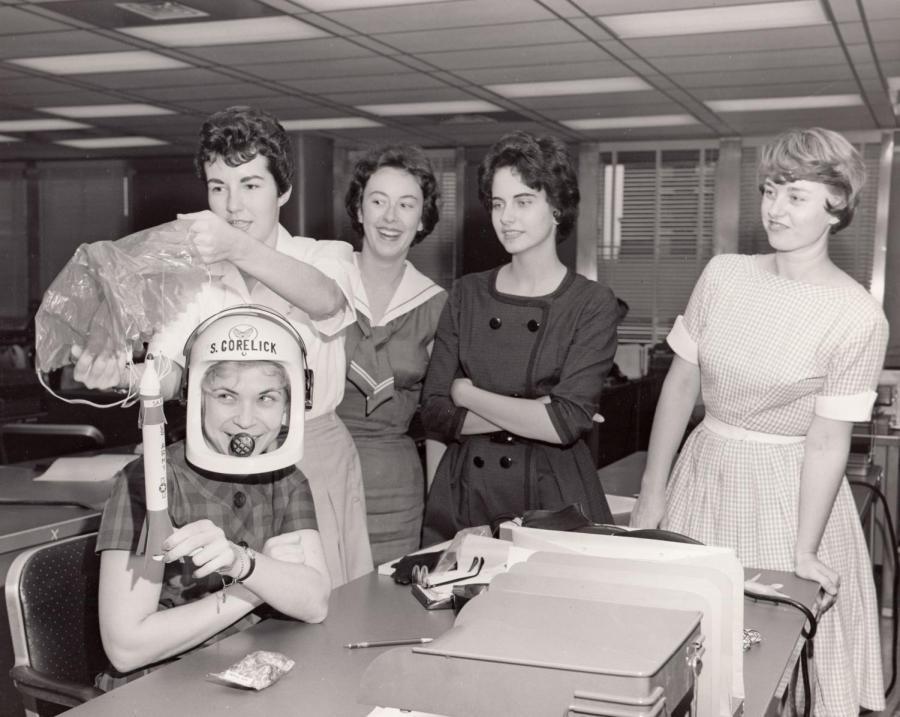 Sarah Ritley and the women of the Mercury era.