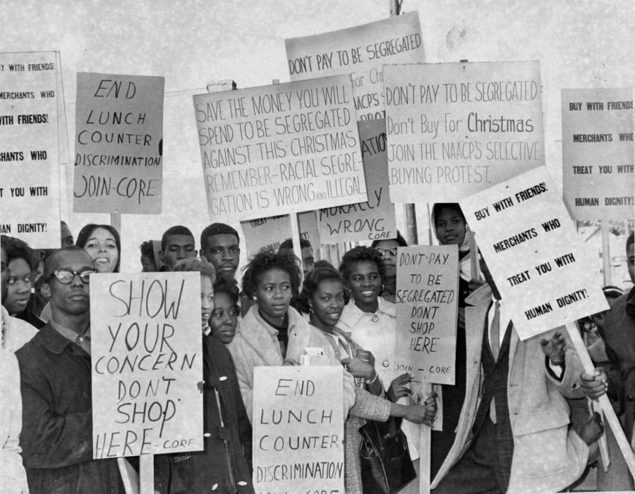 The Immortal  (Musical) Legacy of the Civil Rights Movement