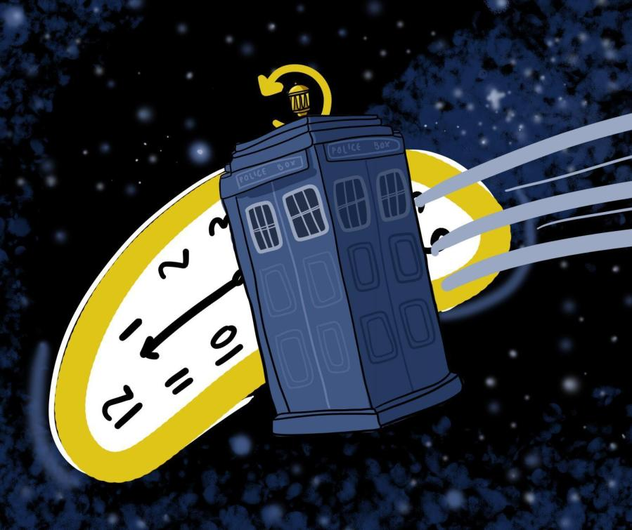 The Wibbly Wobbly Timey Wimey Nature of Time Travel