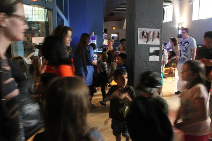 Young+filmmakers+at+the+13th+Annual+KidsFilmFest.