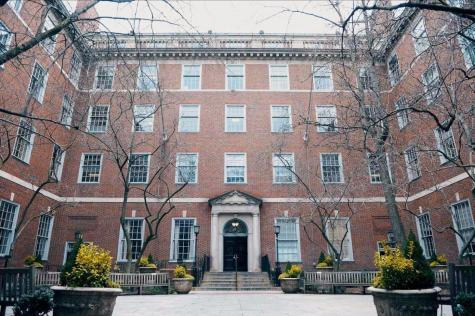 Courtyard of the NYU Law's Vanderbilt Hall, which houses the Brennan Center for Justice. (WSN file photo)