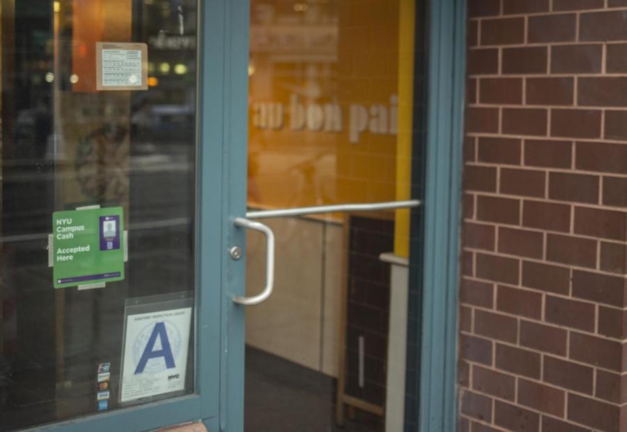 Vendors off campus will no longer accept campus cash.