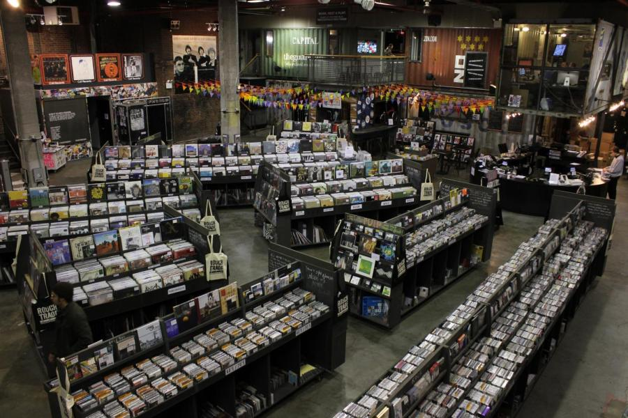 Rough Trade NYC in Brooklyn. LA rockers The Buttertones  will be playing at Rough Trade NYC this Saturday night.