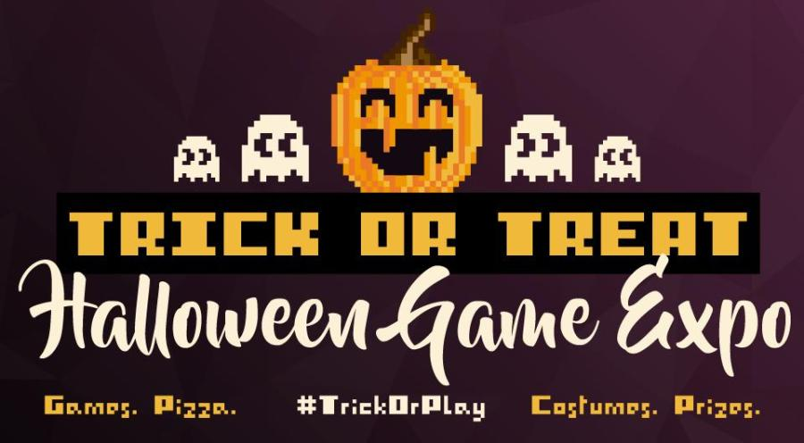 An image promoting the Halloween Game Expo. (Courtesy of Playcrafting NYC)