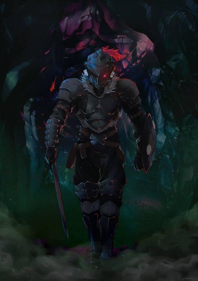 Goblin Slayer, a character from the namesake Japanese series. (via facebook.com)