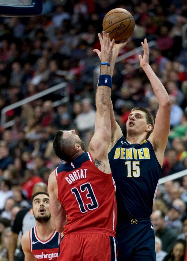 Denver Nuggets star Nikola Jokic. (via flickr.com)