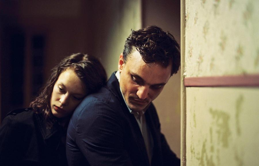 "Paula Beer and Franz Rogowski star in the German drama ""Transit"". (Courtesy of Music Box Films)"