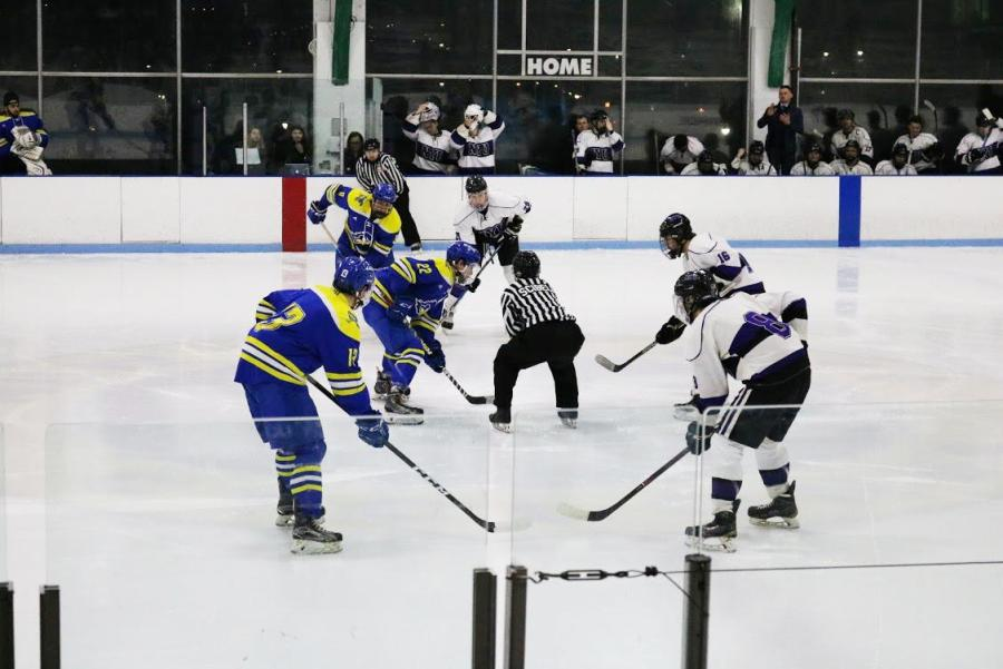 The Violets faced off against the University of Delaware in two back-to-back home games this past weekend. ( Photo by Bela Kirpalani)