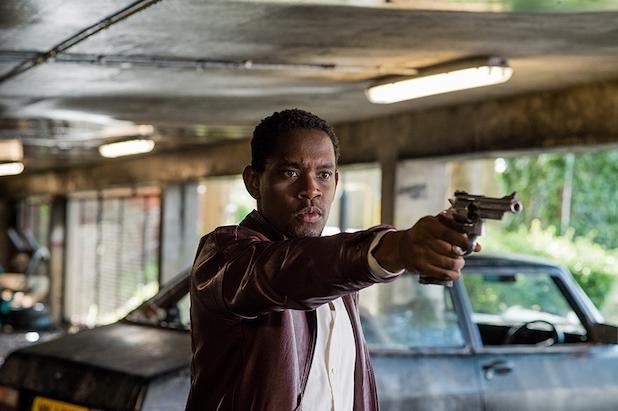 Aml Ameen plays a young courier named 'D'  in 'Yardies'. (Courtesy of Rialto Pictures)