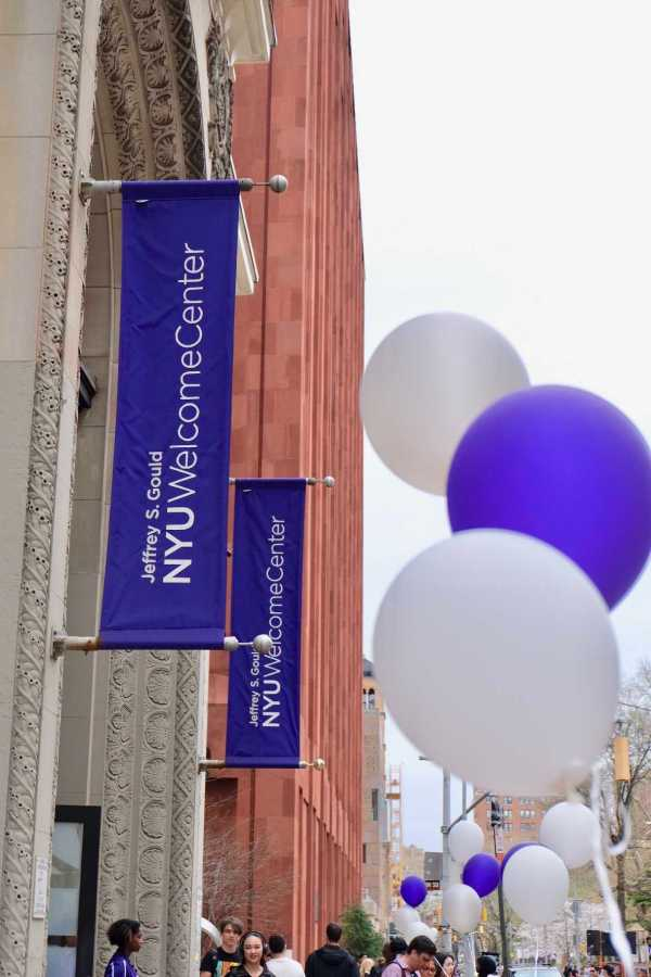 How does NYU spring admission work? Does the admission rate include spring admits? (Staff Photo by Jorene He)