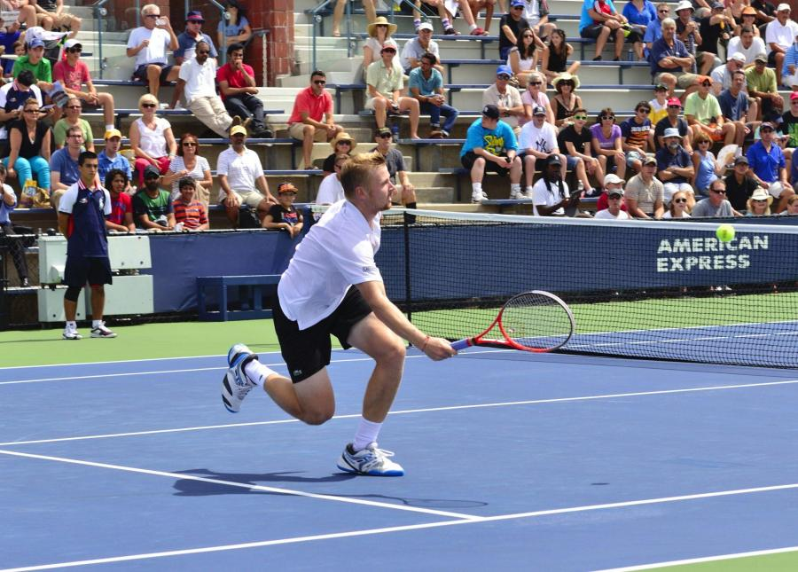 Andrey+Gobulev%2C+a+male+tennis+player%2C+returns+a+serve+during+the+US+Open.+%28via+Wikimedia%29