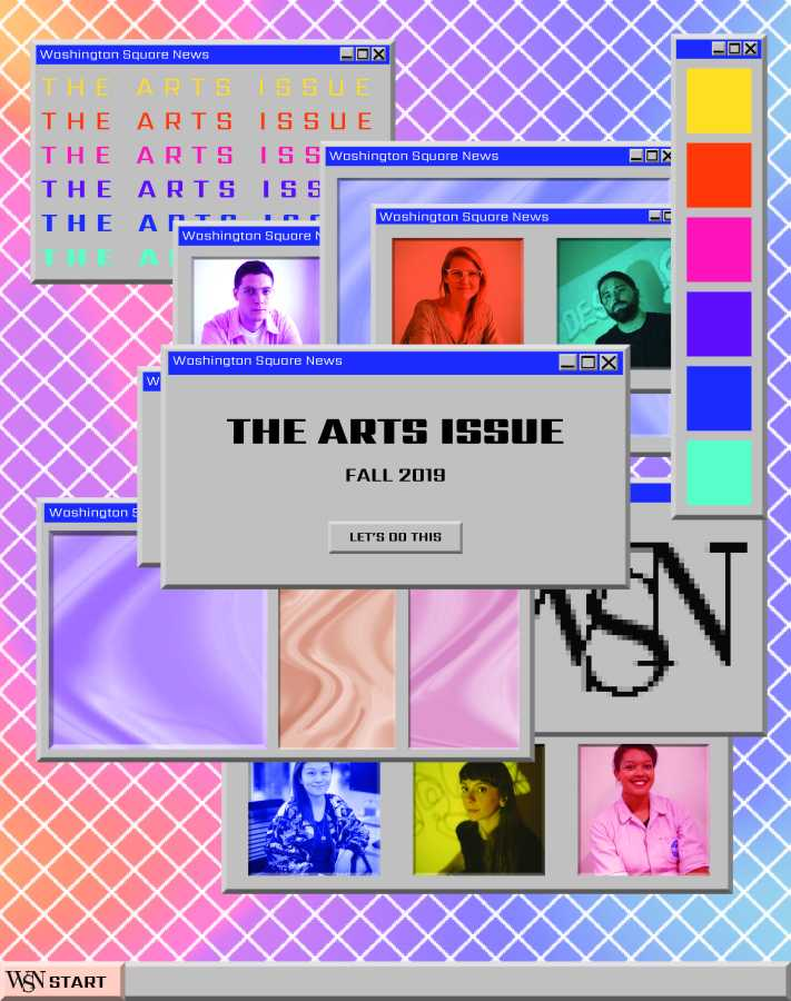 Arts Issue Fall 2019