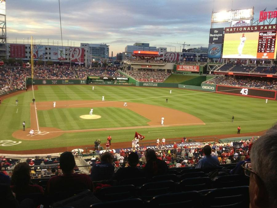 The Houston Astros and the Washington Nationals are set to face off in the World Series this year. (via Pixabay)