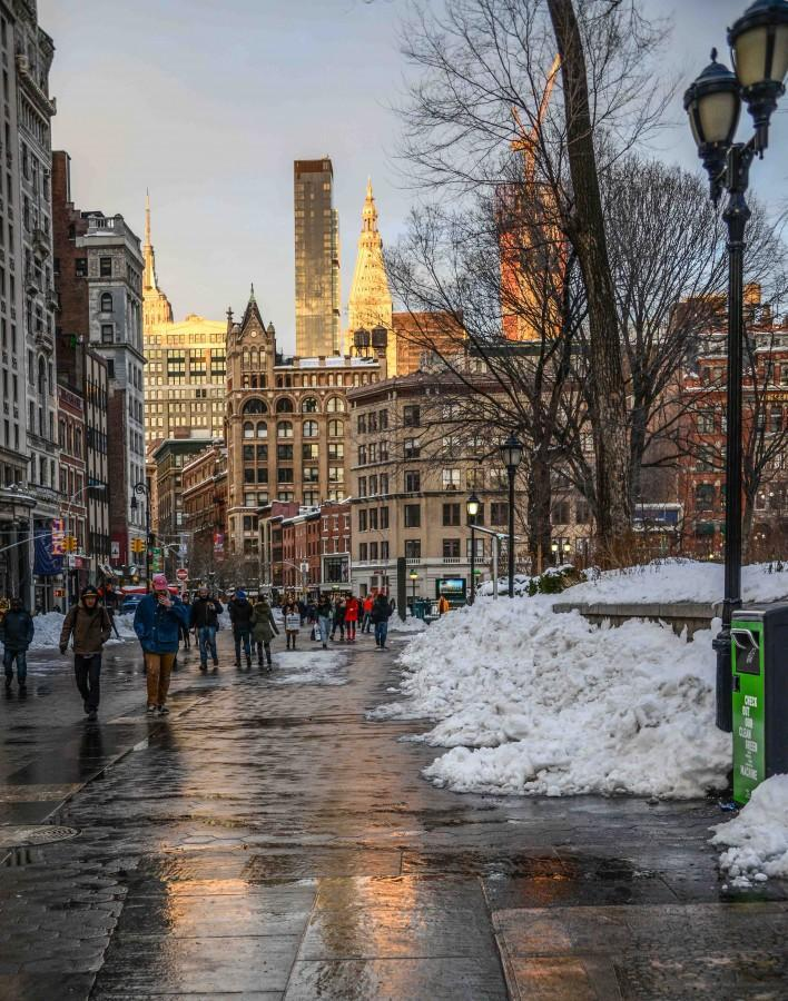 Listen to advice from East-coasters to survive the coming winter. (Photo by Christian Forte)