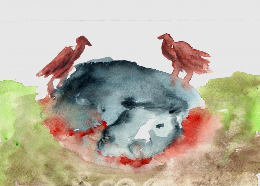Staff Illustration by Charlie Dodge.
