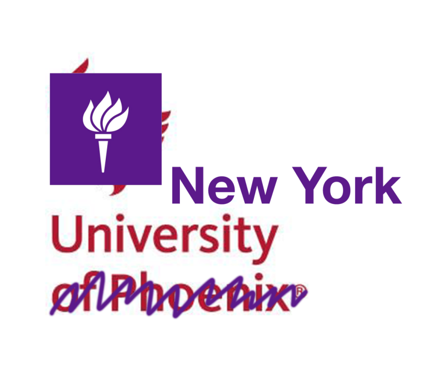 Since the university-wide transition to online learning, NYU administration has decided to stay on the remote course. Improving on the example of University of Phoenix, classes will remain on Zoom in the Fall 2020 term and beyond. (Staff Illustration by Alexandra Chan)