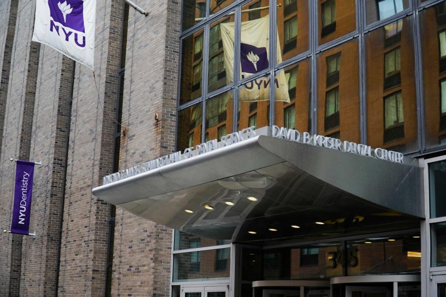 As schools across the country move to online learning, students have called for reform on the grading systems. The NYU School of Dentistry has announced they will not be adopting a pass/fail system for their students. (Photo by Min Ji Kim)