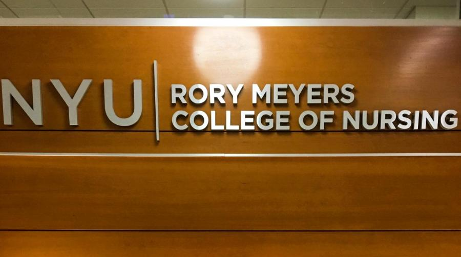 The Rory Meyers College of Nursing trains students for a future in the profession. A recent study shows that nurses from outside the United States create a stronger system for the country. (Photo courtesy of Amanda Zhao)