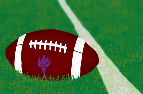 NYU does not have a football team. NYU students discuss their predictions for the 2020 NFL season. (Staff Illustration by Deborah Alalade)
