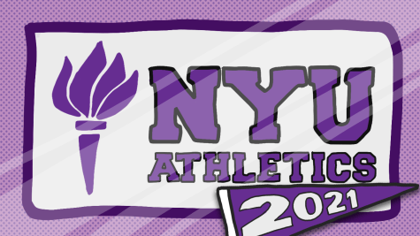 NYU Athletics are cancelled for the Fall. NYU senior athletes in Fall sports discuss how they have processed the canceled season. (Staff Illustration by Deborah Alalade)