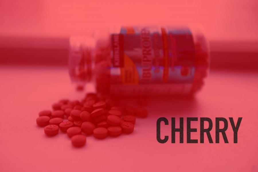 Cherry is a film for Tom Holland to stretch his acting muscles while offering nothing else. (Staff Photo and Illustration by Jake Capriotti)