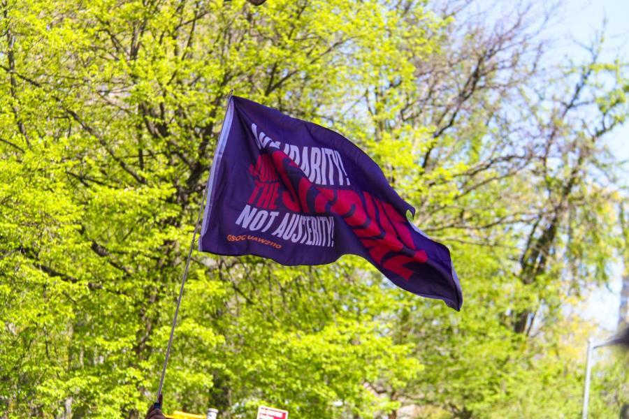 Solidarity, not austerity.