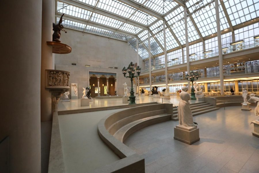 The Metropolitan Museum of Art is one of the institutions accessible to NYU students through the recently suspended Museum Gateway program. This forced inaccessibility gives us a unique opportunity to re-evaluate our relationships with museums and their legacy. (Photo by Celia Tewey)