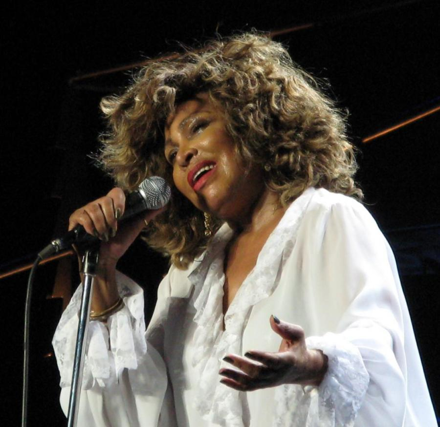 Tina Turner is the star of Martin and Lindsay's new documentary