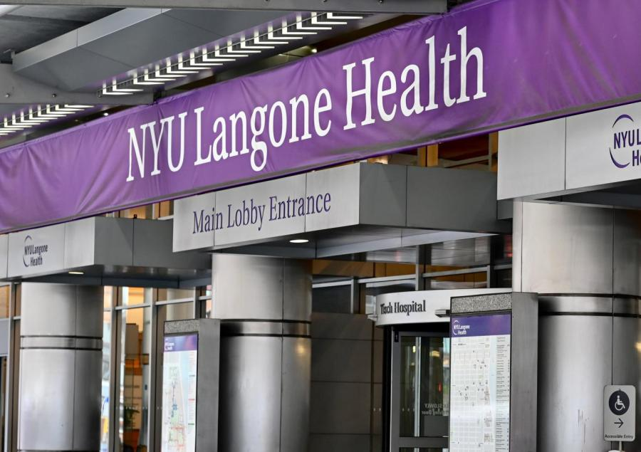 A Wall Street Journal investigation revealed that NYU Langone Medical Center was among hundreds of hospitals to conceal pricing data from search engines. These hospitals are undermining new federal regulations that require U.S. hospitals to provide pricing information online. (Photo by Sirui Wu)