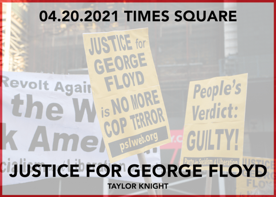 Photo Essay: Strategy for Black Lives leads Justice for George Floyd rally in Times Square