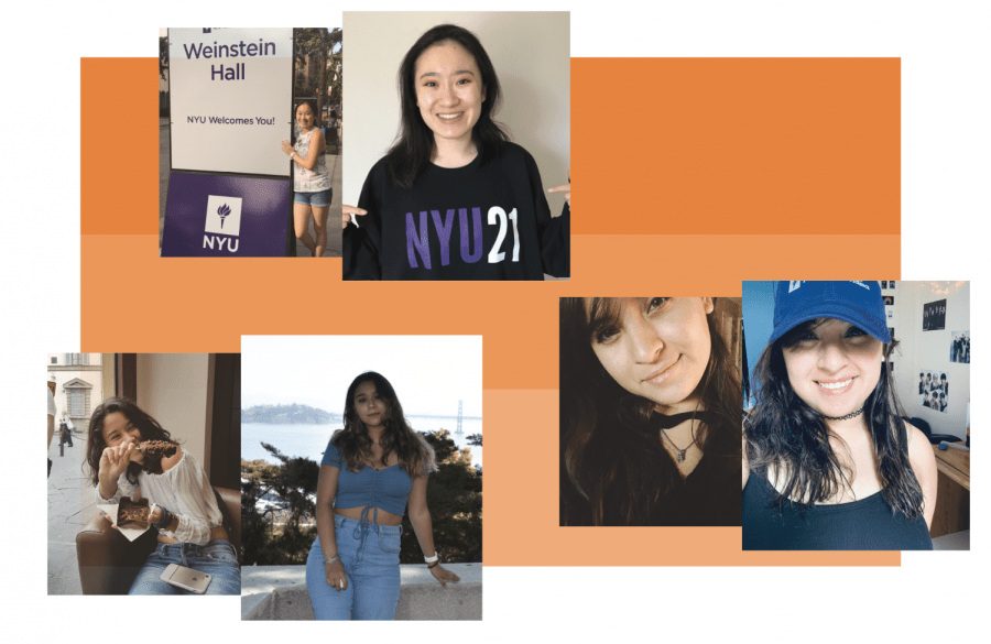 Before and After: seniors give advice on their time at NYU