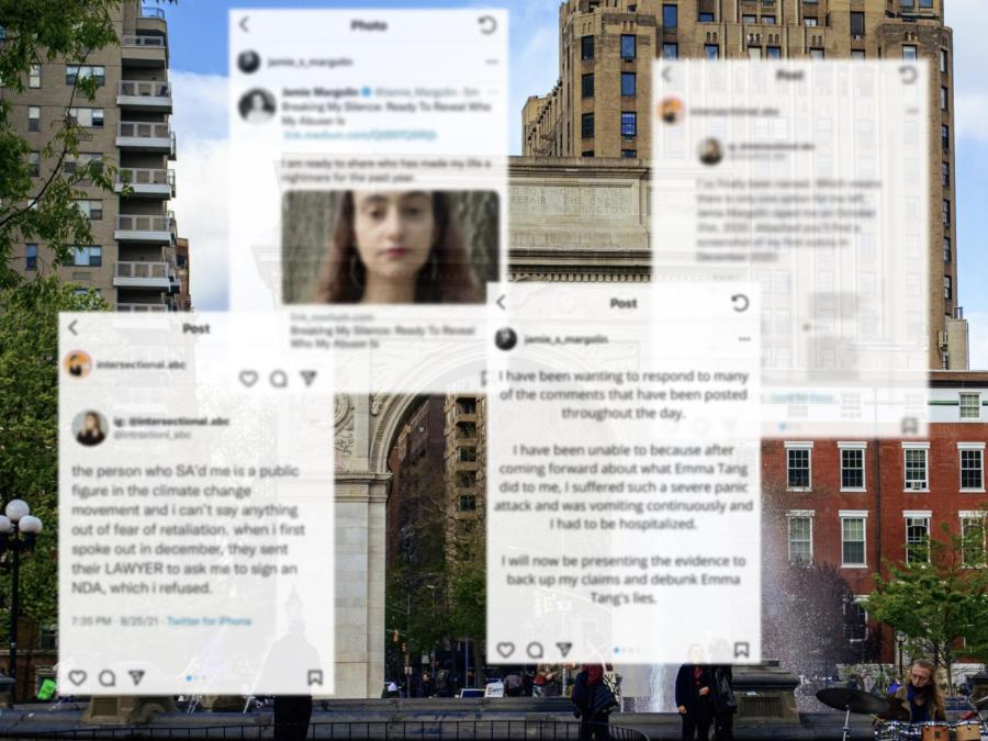 Prominent NYU activists publicize sexual assault allegations against one another