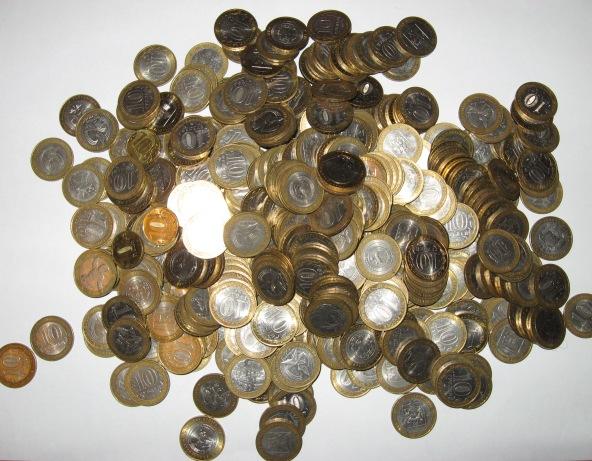 Юбилейные монеты 10 рублей биметалл. Редкие монеты, цена ...