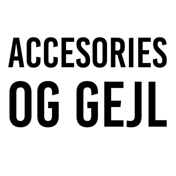 Accessories/Gejl til MX