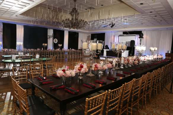 Nyx Entertainment Amp Events Sweet 16 Harry Potter Style
