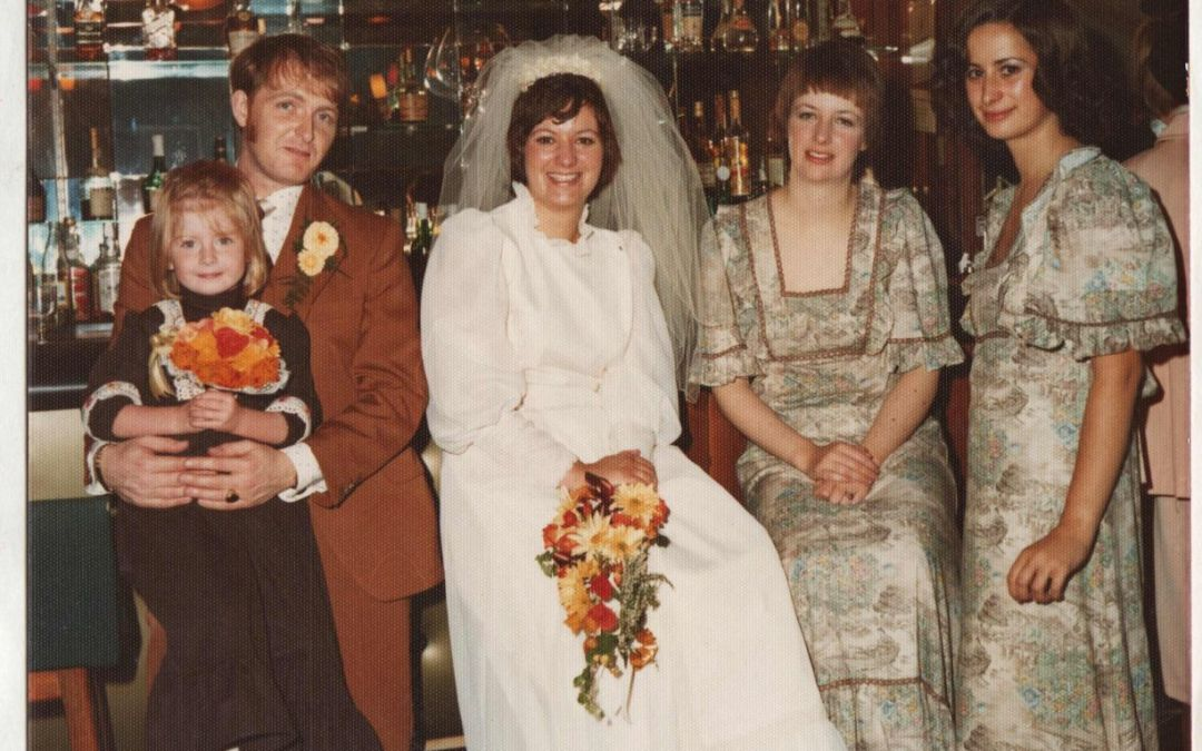 Traditions – 1970's Wedding