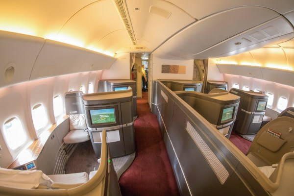 Is First Class worth the premium over Business and Economy ...