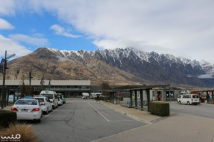 We flew from Grand Rapids to Denver to Los Angeles to Auckland to our final destination, Queenstown, perhaps one of the most scenic airports in the world. Before you even step off the plane, you are greeted with the sight of the Remarkables mountain range. Incredible.