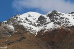 More snow-covered peaks in Mt Aspiring National Park
