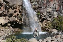 William by Taranaki Falls