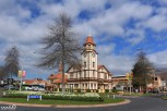 The Rotorua i-Site (i-Sites are the official governement visitor centers throughout New Zealand)