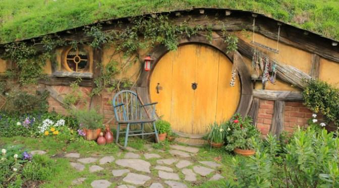 Rotorua and Hobbiton