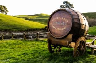 Delving & Oatlock Fine Ale, South Farthing